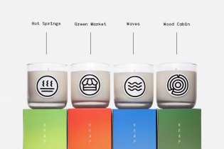 Escape the City With KEAP Candles
