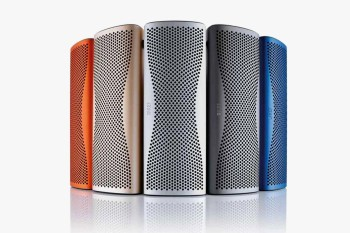 KEF's New Muo Wireless Speaker Commands Listening Ears