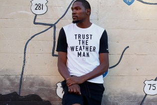 Kevin Durant Goes Behind the Lens