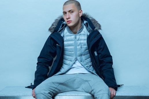 "KITH ""City Never Sleeps"" Lookbook"