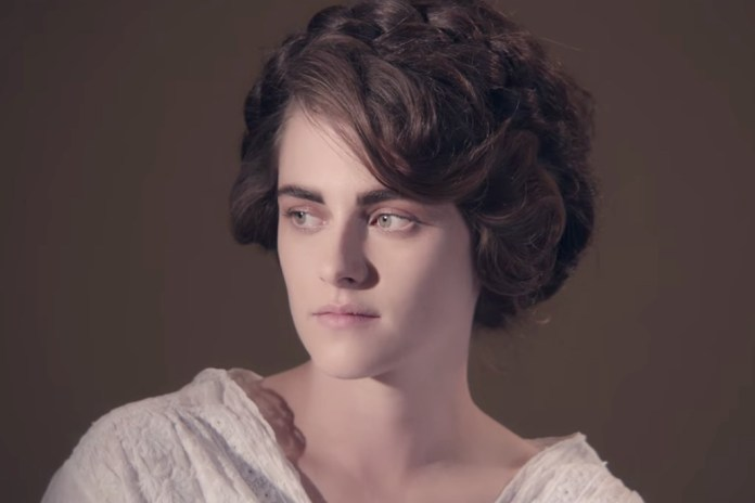 'Once and Forever' Fashion Film Trailer Starring Kristen Stewart
