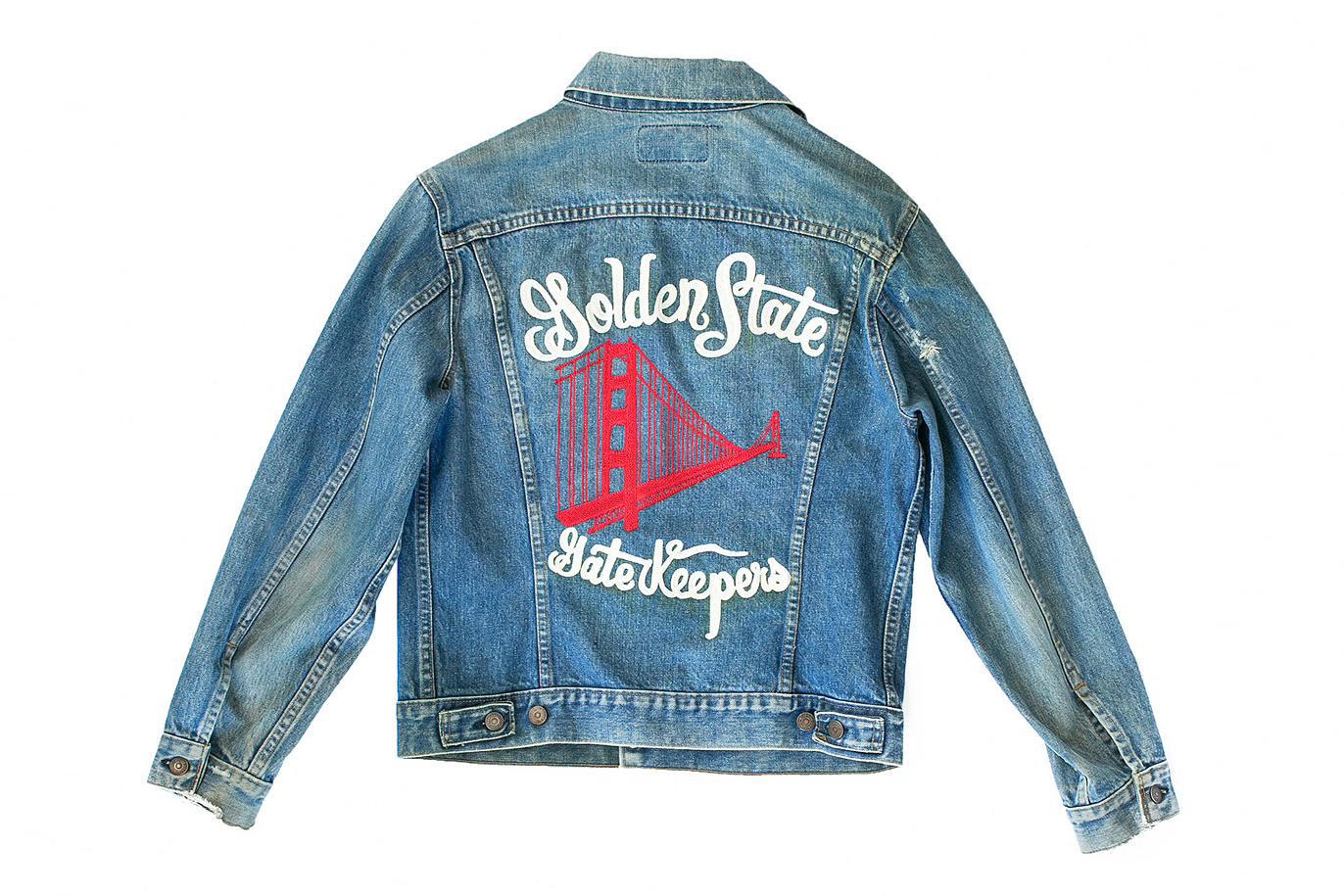 """Levi's 2015 Fall/Winter """"Authorized Vintage"""" Collection"""