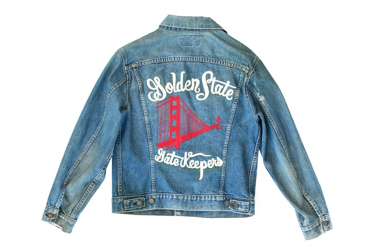 "Levi's 2015 Fall/Winter ""Authorized Vintage"" Collection"