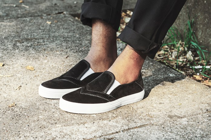 """WHIZ LIMITED x LOSERS """"UNEAKER"""" Slip-On"""