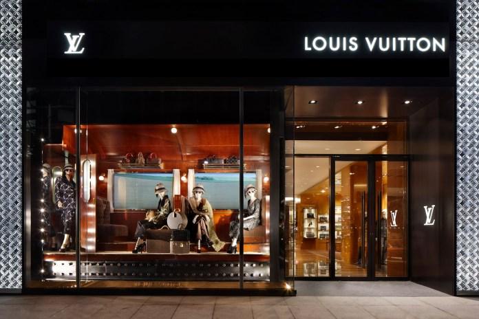 Louis Vuitton Preparing to Shut Down Numerous Retail Stores in China