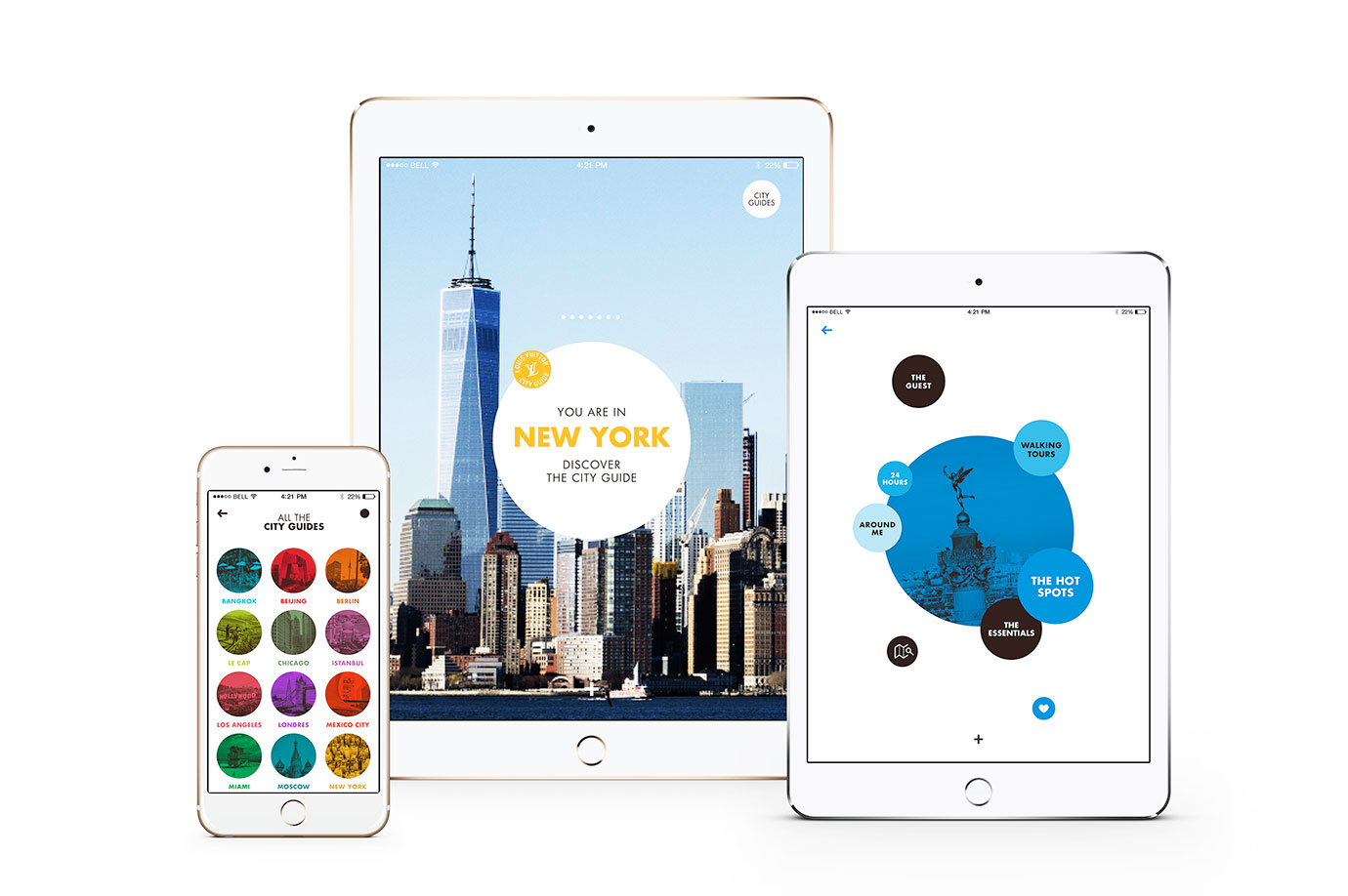 Louis Vuitton Takes Its Travel Guides to iOS