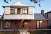 This Modern Australian Home Ditches AC and Relies Completely on Natural Ventiliation