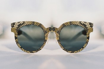 Get Tribal With Maison Margiela x MYKITA Snakeskin Sunglasses Collection