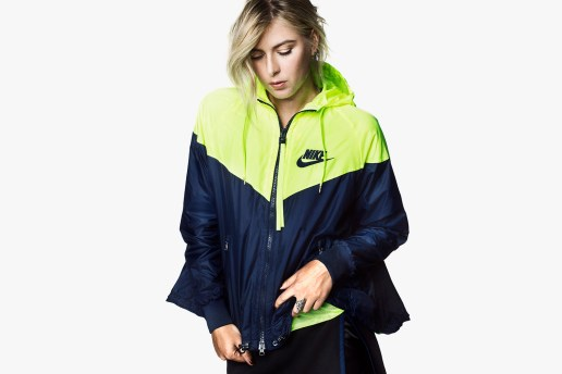 Maria Sharapova on Style, Sportswear and the New NikeLab x Sacai Collection