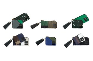Marni x PORTER Leather Key Case
