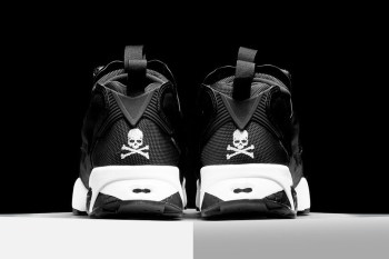 A Closer Look at the mastermind JAPAN x Reebok Instapump Fury