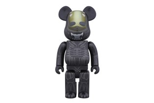 "Medicom Toy ""Alien"" 400% Bearbricks"
