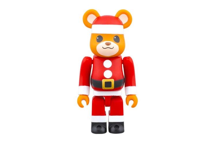 Medicom Toy 2015 Christmas Bearbricks