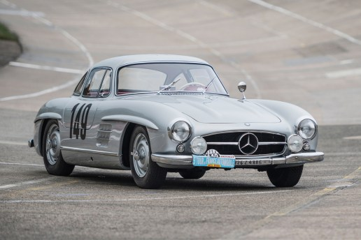This 1955 Mercedes-Benz Gullwing Racer Is Expected to Fetch $6 Million USD