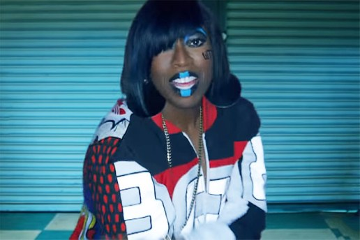 "Missy Elliott Featuring Pharrell Williams ""WTF (Where They From)"" Music Video"
