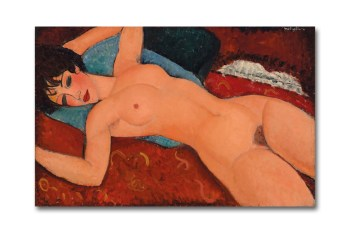 This Modigliani Piece Raked in $170.4 Million USD