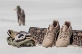 "monkey time x ASICS GEL-Lyte V ""Sand Layer"""