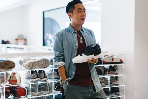 MR PORTER and Kevin Poon Talk Sneakers, Basketball and Wardrobe Staples