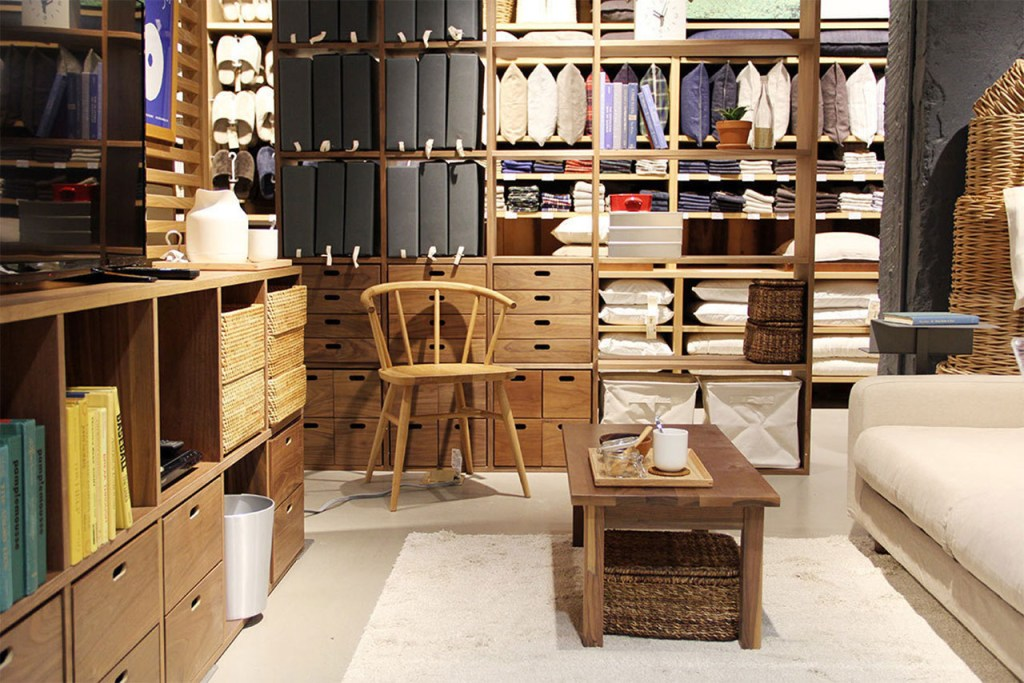 Muji fifth avenue hypebeast for Furniture stores nyc soho