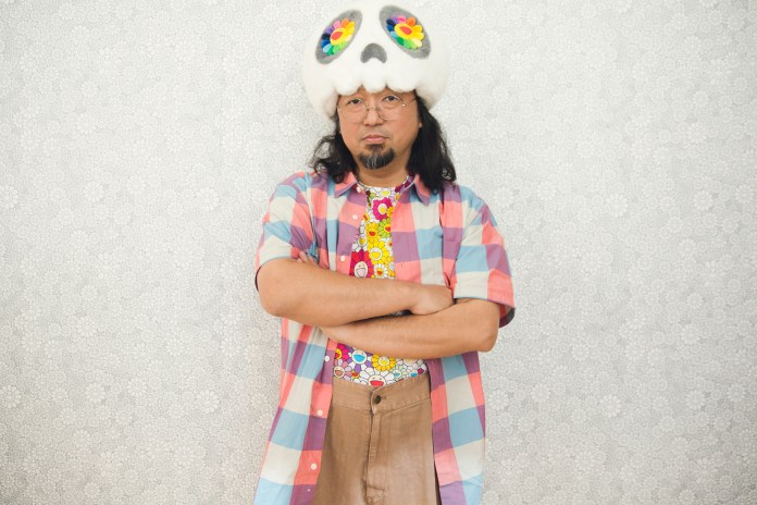 Takashi Murakami Compares 'Jellyfish Eyes' With Star Wars & Shares His Affinity For Patagonia