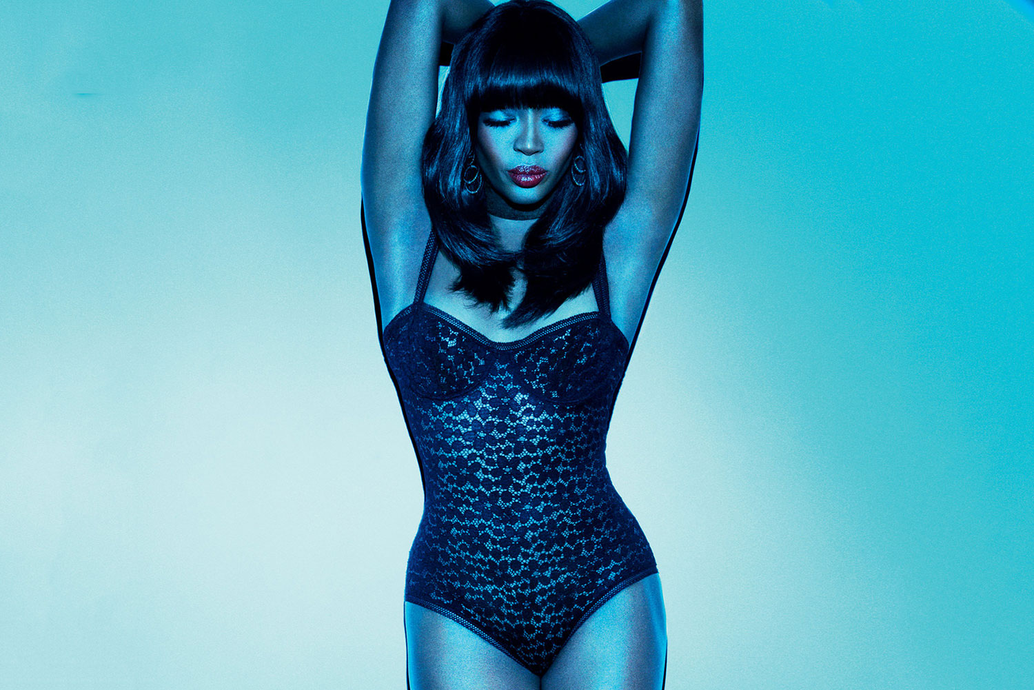 Naomi Campbell Shows the World Why She's Still Got It