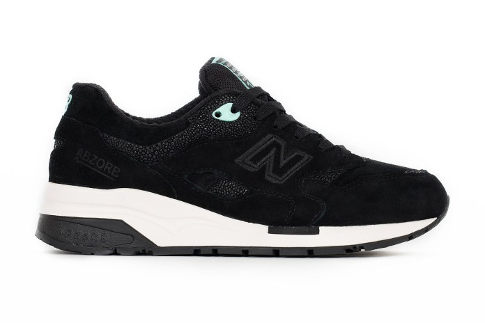 "New Balance 1600 Elite Edition ""Black/Turquoise"""