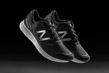 New Balance is 3D-Printing Performance Running Midsoles