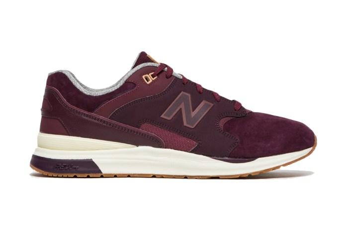 "New Balance ML1550 ""Burgundy"""
