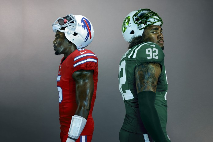 NFL Thursday Night Football Gets a Burst of Color From Nike