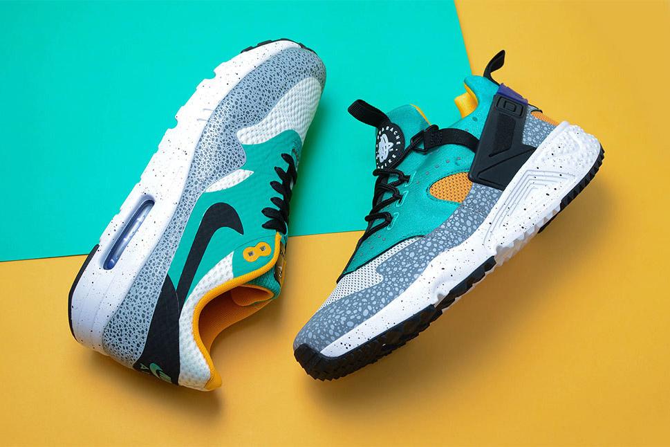 "Nike 2016 ""Reflective Safari"" Pack"