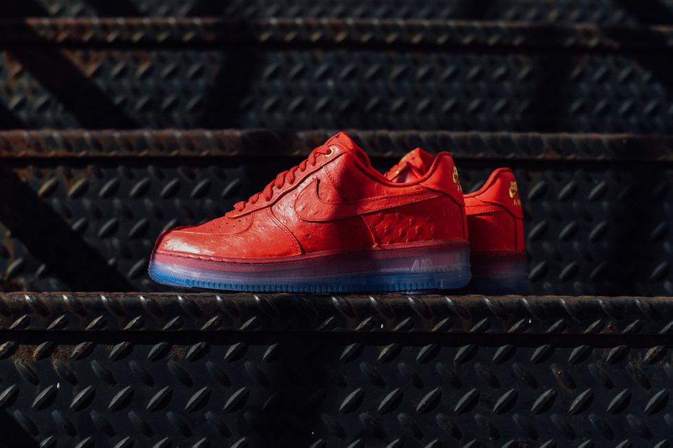 Nike Air Force 1 Blazer Pack University Red