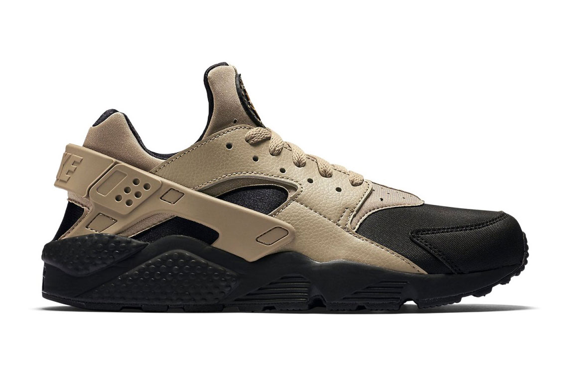 nike air huarache run mid iridescent
