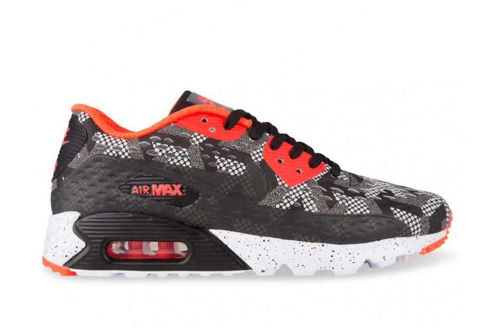 Nike Celebrates the Air Max 90's 25th Anniversary With New Striking Colorways