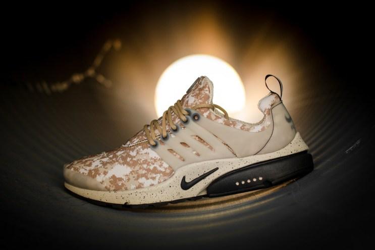 "Nike Air Presto ""Sand Camo"""