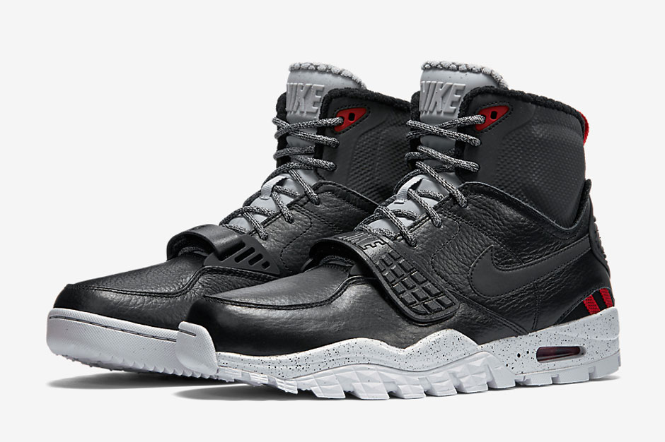 The Nike Air Trainer SC II Gets the Sneakerboot Treatment