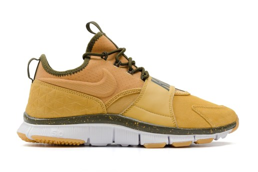 "Nike Free Ace Leather ""Wheat"""