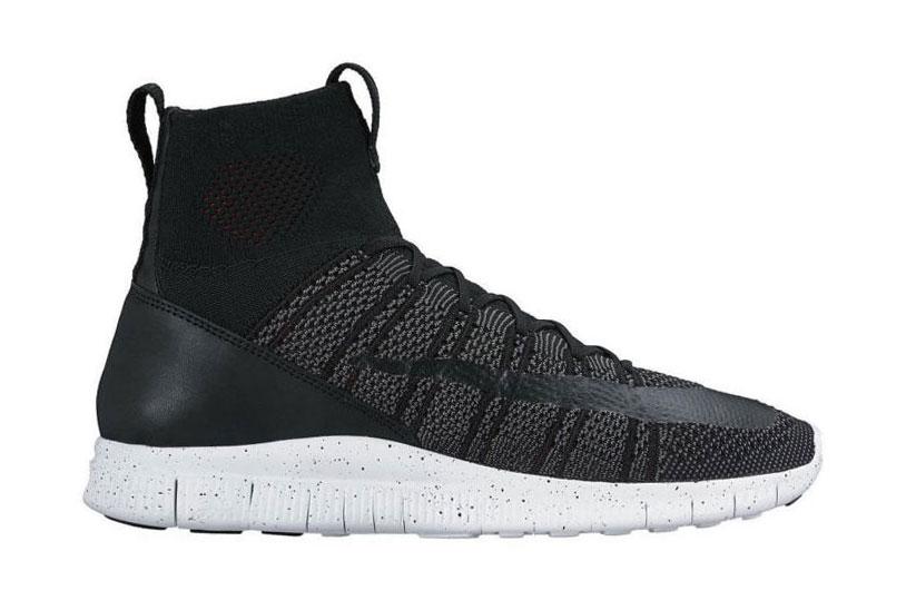 Nike Debuts Two New Free Flyknit Mercurial Sneakers