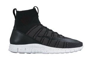 Nike Debuts Two New Free Flyknit Mercurial Sneakers