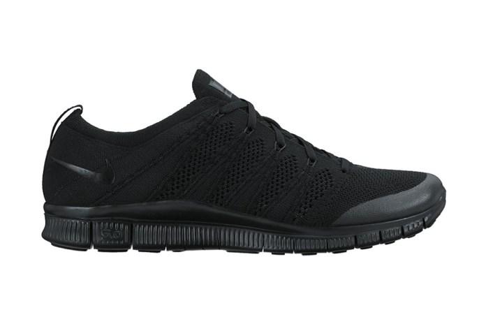 """Nike Free Flyknit NSW """"Triple Black"""""""