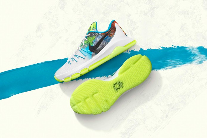 The Next Nike KD8 Colorway Celebrates Native American Heritage Month