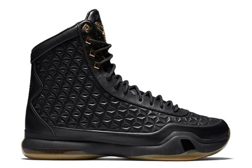 Nike Kobe X Elite EXT QS Black/Metallic Gold-Gum