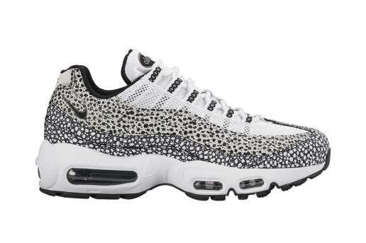 "Nike Revisits Its ""Safari"" Pack With the Air Max 95, Air Max 90 and Air Huarache Light"