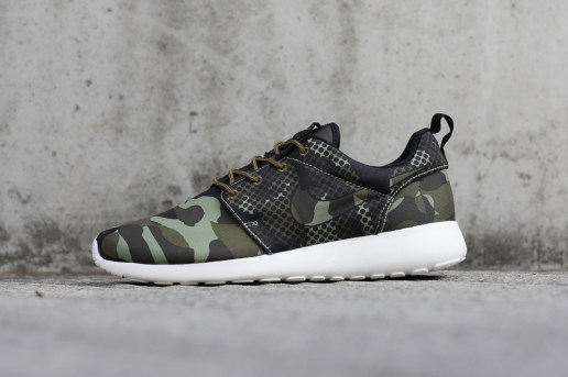 "Nike Roshe One Print Alligator ""Green Camo"""