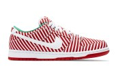 "Nike SB Dunk Low Pro ""Candy Cane"""