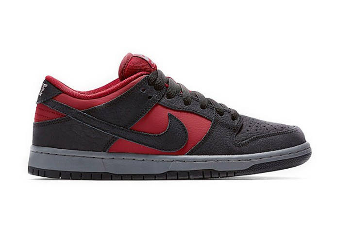 "Nike SB Dunk Low ""Red Wine"""
