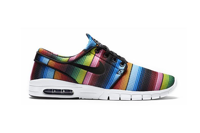 Nike Stefan Janoski Rainbow