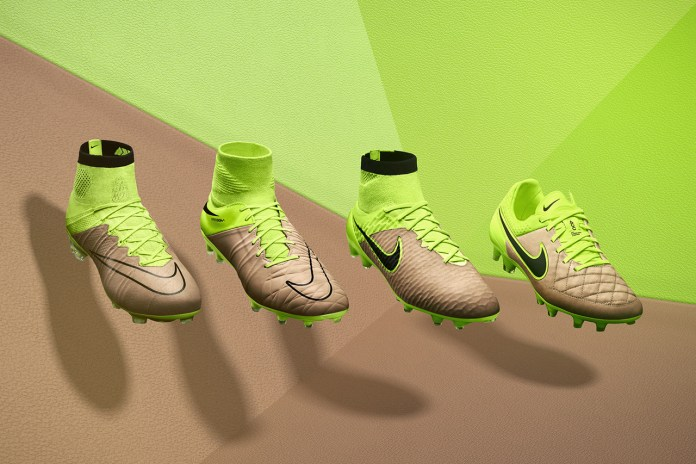 "Nike Tech Craft ""Volt"" Collection"