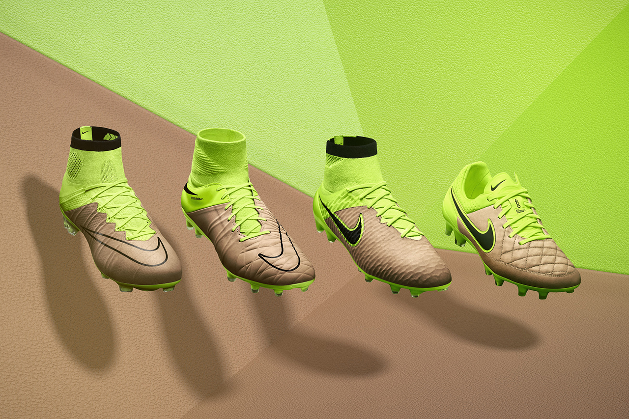 """Nike Tech Craft """"Volt"""" Collection"""