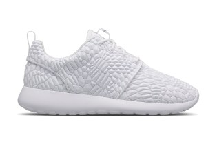 "NikeLab WMNS Roshe One Diamondback ""Triple White"""