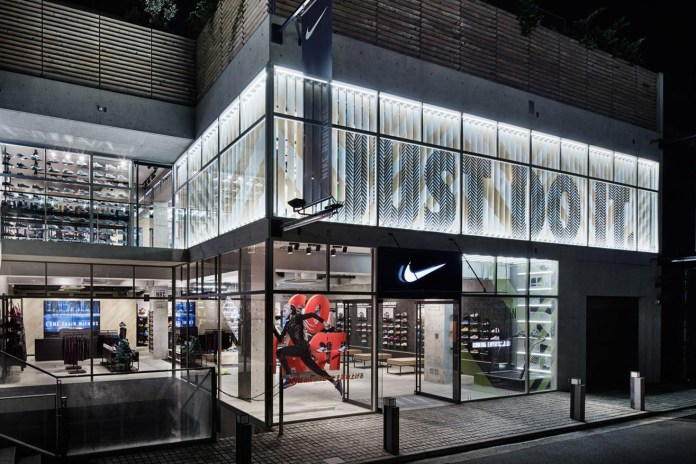 Nike's New Tokyo Store Is Everything a Runner Needs and More